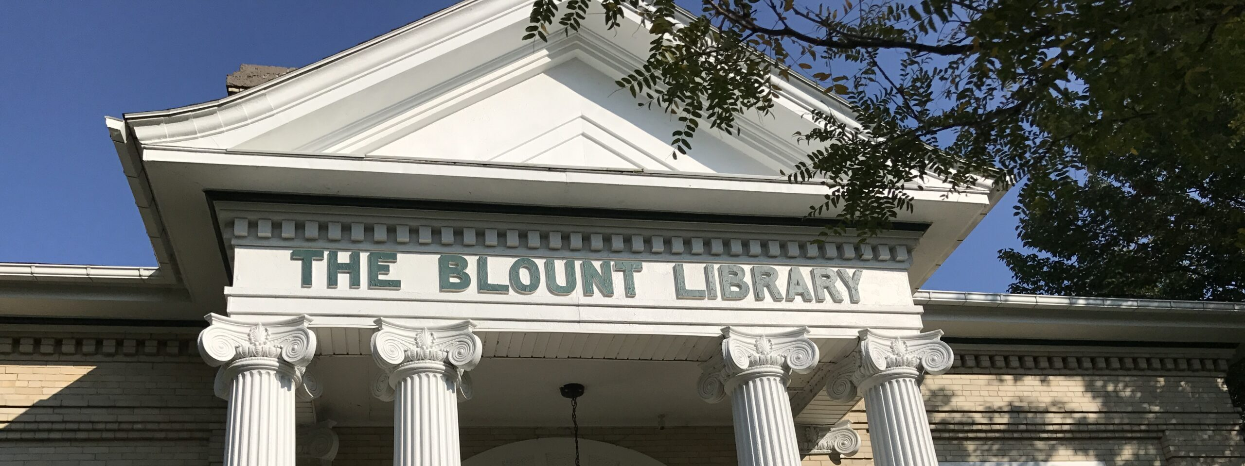 Blount Library Inc.